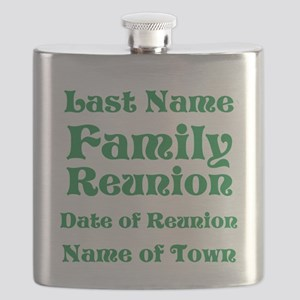 Family Reunion Flask