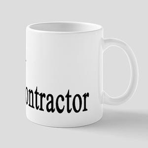#1 General Contractor  Mug