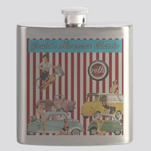 Gould's 19th Microcar Classic Design Flask
