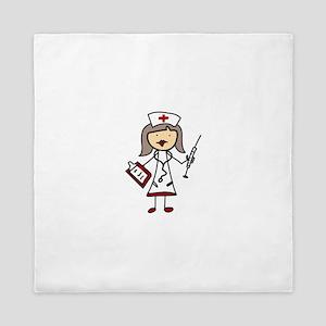 Nurse Queen Duvet