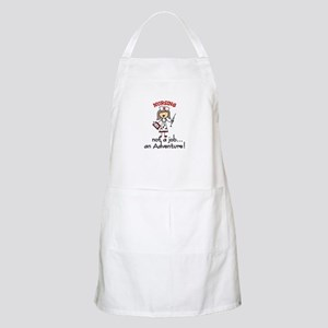 An Adventure Apron