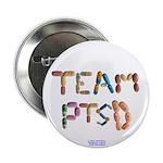 "Team Ptsd Button 2.25"" Button (10 Pack)"