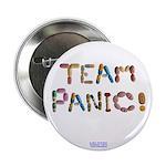 "Team Panic! Button 2.25"" Button (100 Pack)"