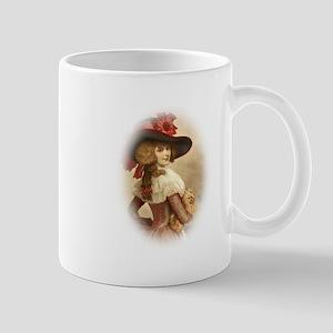 The Perfect Colonial Lady W Dog Mug