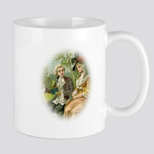 Portrait colonial love 51 Mug