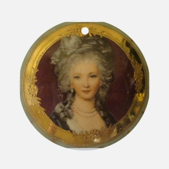 Previous Life Ornament (Round)
