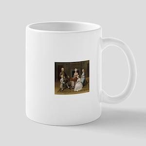 Happy Colonial Family Mug
