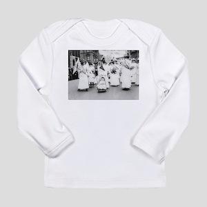 Suffragettes Long Sleeve Infant T-Shirt