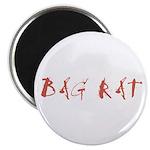 Bag Rat Magnet