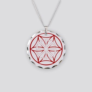 For Our Ancestors Necklace Circle Charm