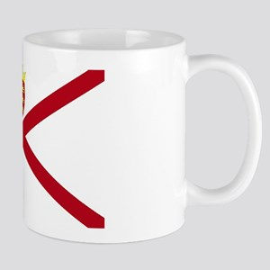 Jersey flag Mug