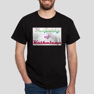 Property Of Kathaleen Female T-Shirt