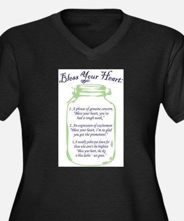 Bless Your Heart Plus Size T-Shirt