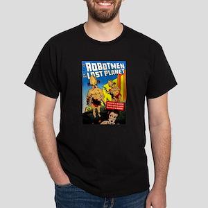 Robotmen of the Lost Planet Dark T-Shirt