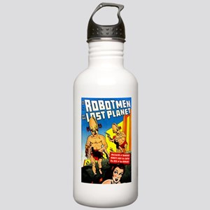 Robotmen of the Lost P Stainless Water Bottle 1.0L