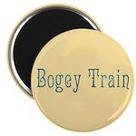 Bogey Train Magnet