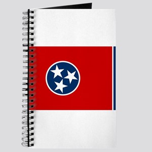 Tennessee State Flag 2 Journal