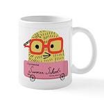 Nerdy Chicks Rule Summer School Mug Mugs