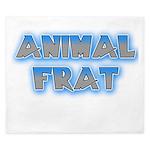 Animal Frat King Duvet