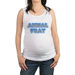 Animal Frat Maternity Tank Top