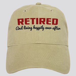Happily Retired Cap
