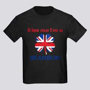 Branson Family Kids Dark T-Shirt
