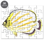 Ornate Butterflyfish Puzzle