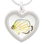 Ornate Butterflyfish Necklaces