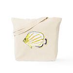 Ornate ButterflyFish C Tote Bag