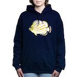 Ornate ButterflyFish C Women's Hooded Sweatshirt