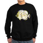 Ornate ButterflyFish C Sweatshirt