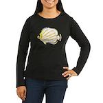 Ornate ButterflyFish C Long Sleeve T-Shirt