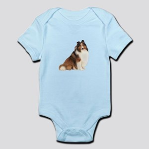 Shetland Sheepdog (sw7) Infant Bodysuit