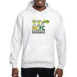 Norwich City Supporters Brisbane Hooded Sweatshirt