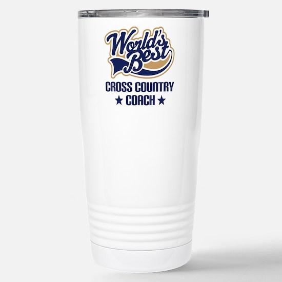 Cross Country Coach Gift Mugs