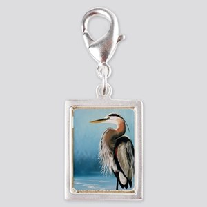 Great Blue Heron Charms