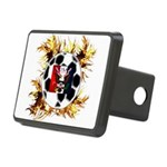 USA Soccer Rectangular Hitch Cover