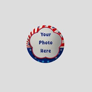 1.000 Best of America Mini Button
