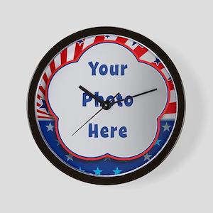 1.000 Best of America Wall Clock