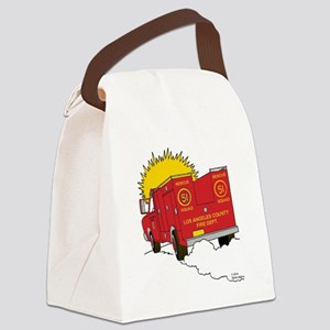 Squad 51 Canvas Lunch Bag