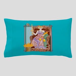Tarot Justice Pillow Case