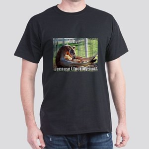 Why Because I Can T-Shirt