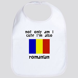 Cute And Romanian Bib