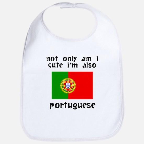Cute And Portuguese Bib
