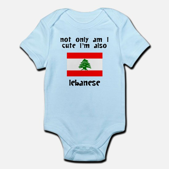 Cute And Lebanese Body Suit