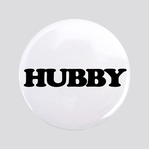 """HUBBY 3.5"""" Button"""