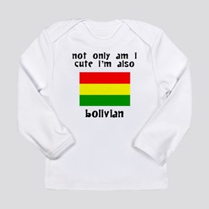 Cute And Bolivian Long Sleeve T-Shirt