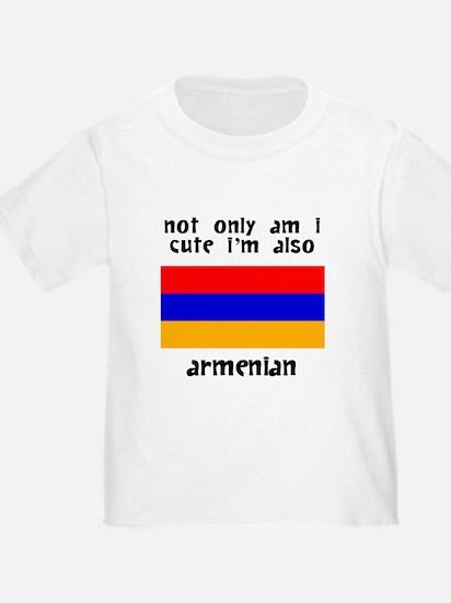 Cute And Armenian T-Shirt