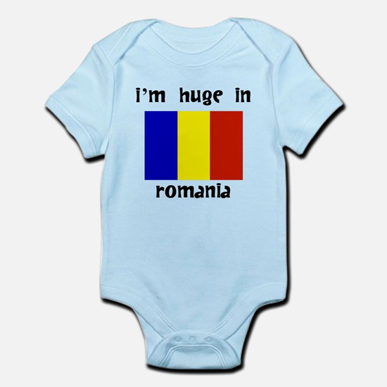 Im Huge In Romania Body Suit