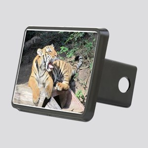 AWESOME TIGER Rectangular Hitch Cover